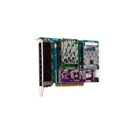 8 Port BRI-Analog Hybrid