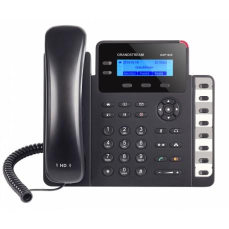 تلفن ip گرنداستریم grandstream GXP1628