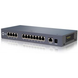 مرکزتلفن ip نیوراک newrock OM12 IP-PBX