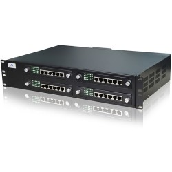 مرکزتلفن ip نیوراک newrock OM200 IP-PBX