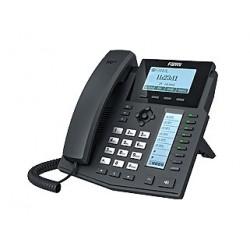 تلفن ip مدیریتی fanvil X5 با 40 کلید قابل برنامه ریزی